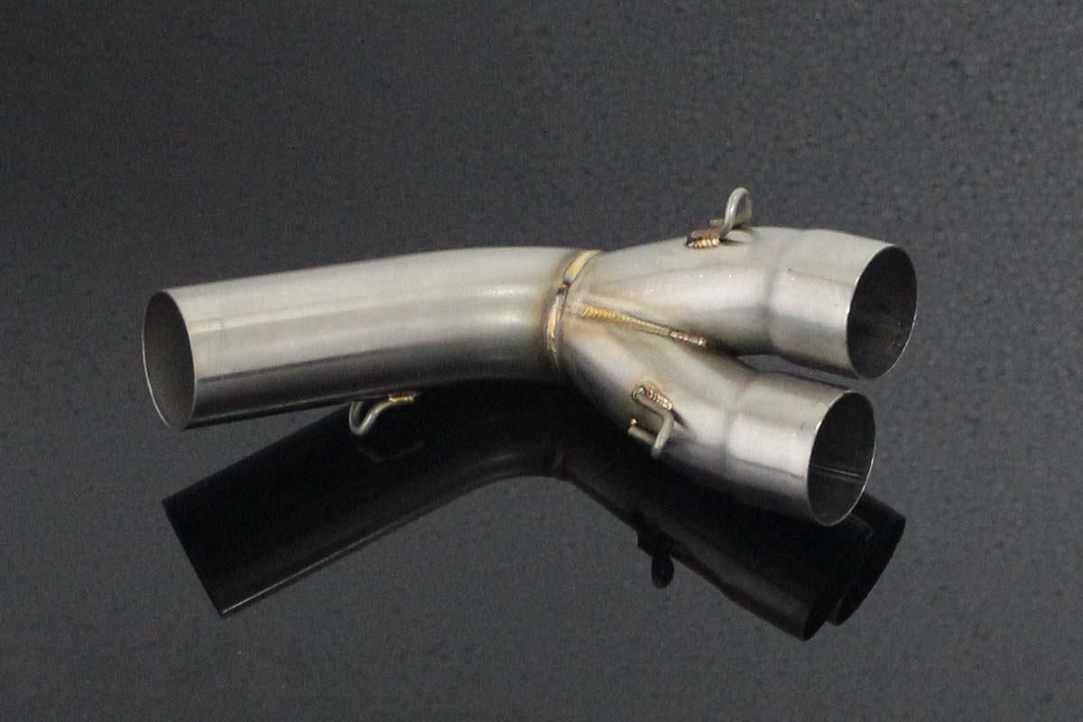 Inside Diameter Stainless Steel Exhaust Pipe Stack 60mm