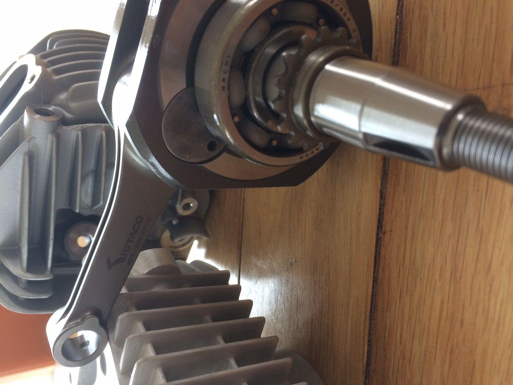 Kitaco 181cc NEO 2v kit, Honda Grom 1st + 2nd gen