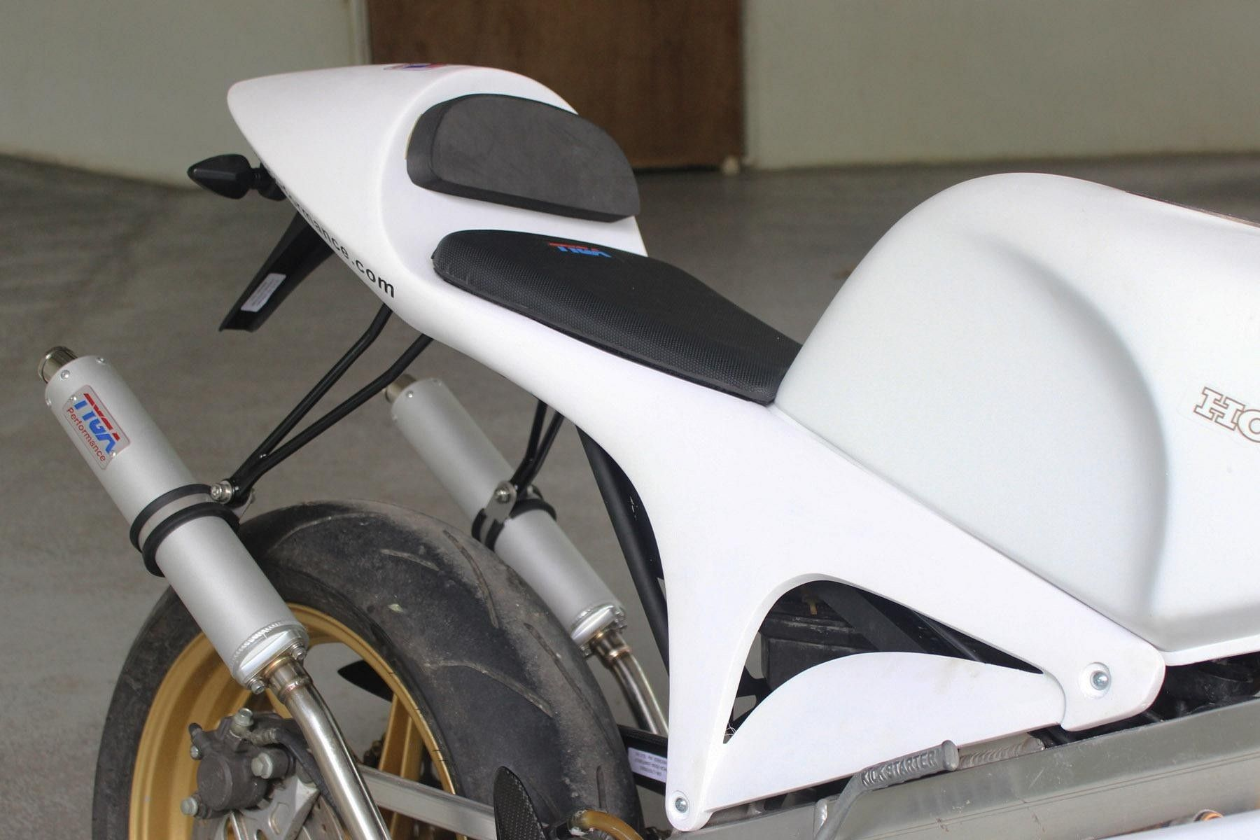 Seat Set Street Gp T Honda Nsr250 Mc18 Clasic Bike Obsession Aprilia Rs250 Wiring